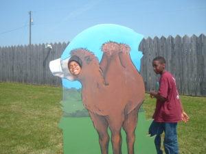 Safari park- Brown's family field trip