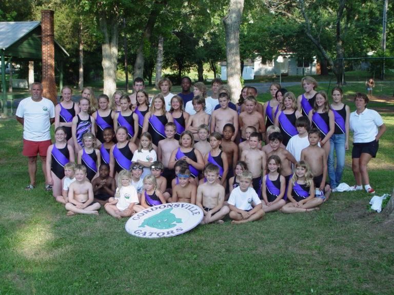 Parenting & Swim-Team
