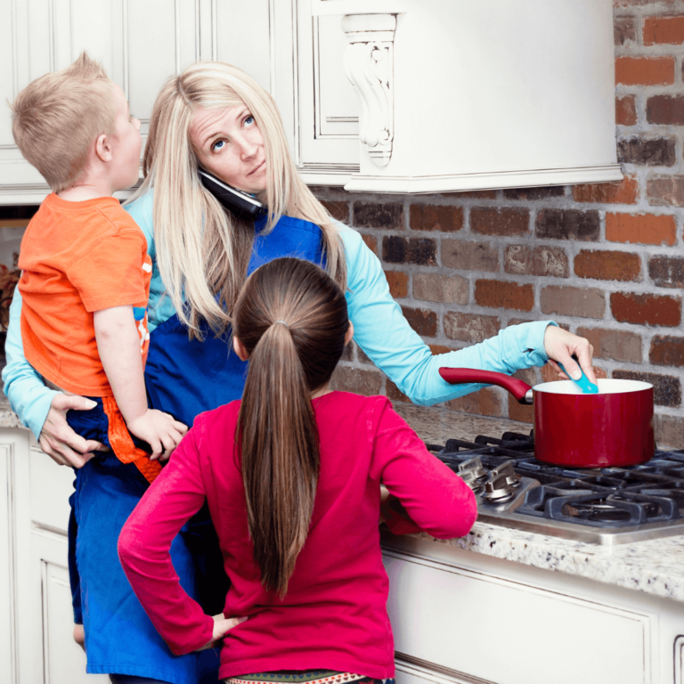 4 things that make young moms want to quit