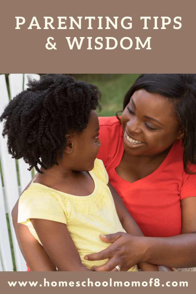 Parenting tips & wisdom